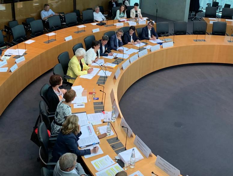 Anhörung Bundestag